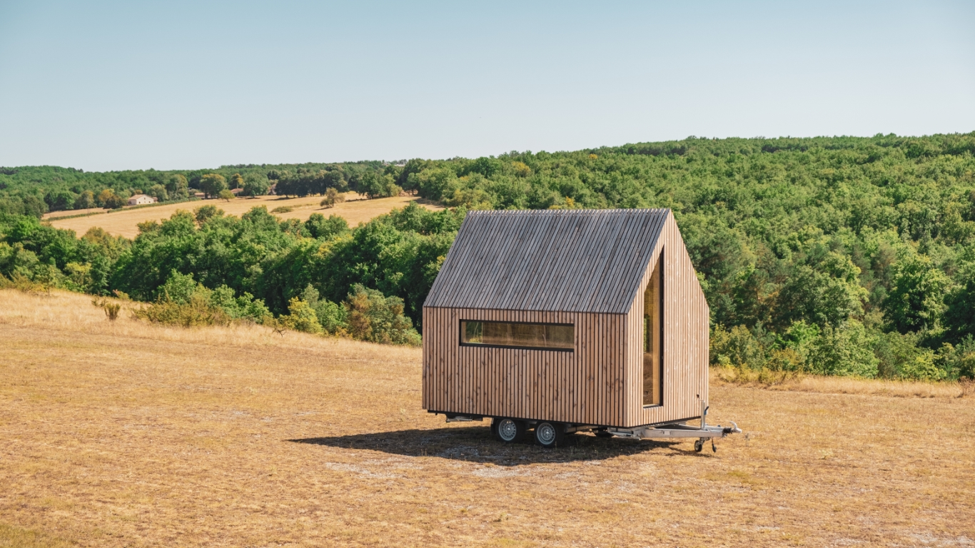 abris nomades - tiny house - slide 4